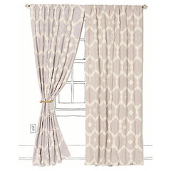 modern curtains by Anthropologie