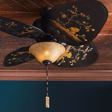 Asian Ceiling Fans by Horchow