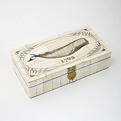 traditional storage boxes by Catbird