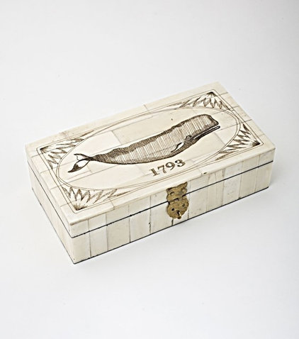 Traditional Decorative Boxes by Catbird