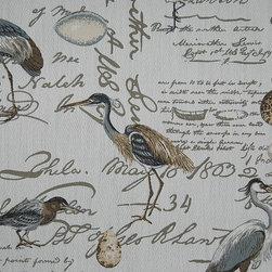 Culp - Birdsong Seamist Fabric - Pattern: Birdsong
