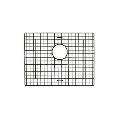 "20"" X 14"" Bottom Grid In Stainless Steel - A sink bottom grid designed fit the Native Trails Bistro sink. Choose mocha or stainless steel to create a functional and durable feature for your hand hammered copper sink."