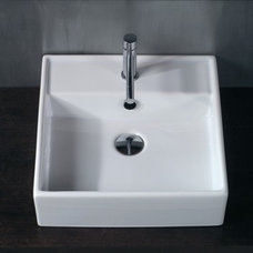 Modern Bathroom Sinks by WS Bath Collections
