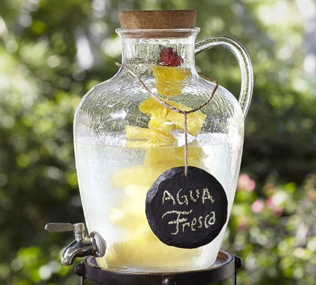 Contemporary Beverage Dispensers by Pottery Barn