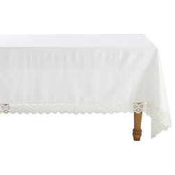 Traditional Tablecloths by Nature's Crib