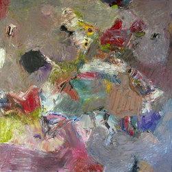 """Soul Gravy"" (Original) By Erik Ritter - Action Painting"