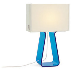 contemporary table lamps by Room & Board