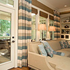 Traditional Roman Shades by Best Shutters Direct