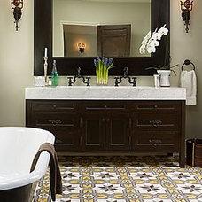 SVK Interior Design: Brown Design