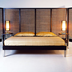 modern beds by EcoFirstArt.com