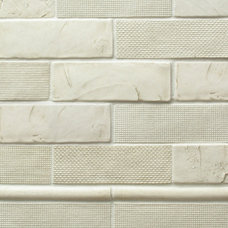 Contemporary Kitchen Products by Fine Art Tileworks — Handmade Relief Tile