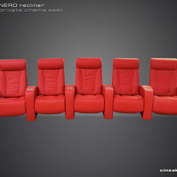 New CINEAK Nero Recliner Seats. - ALL LEATHER LUXURY AND COMFORT