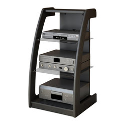 Stand - Sonax - Audio Racks - ML1220 - The Milan Collection audio ...
