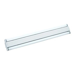 AFX - SM Series White 36-Inch Two-Light Energy Star Flush Fluorescent - Side Mount Strip Light. 1 lamp top and side mount striplight. Rugged steel chassis with baked white enamel finish. AFX - SM225R8