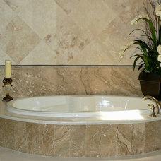 marble bath - Google Search