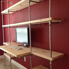 Industrial Desks And Hutches by Industrial Envy, LLC