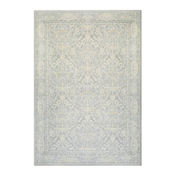 "Couristan - Marina Rimini Rug 8973/0672 - 9'2"" x 12'9"" - Because of its soft, neutral color scheme, Marina area rugs will provide any room-setting with a subtle, yet defining foundation. Each design in this elegant collection can serve as the centerpiece of your room of choice, or as a soft accent piece to complete your look. Sharp contrast between your furniture pieces, accessories and Marina's soft, neutral color scheme will add an extra sense of dimension and freshness to your setting. No matter what your decorating intent is, Marina will be sure to deliver by giving your space a touch of sophistication."