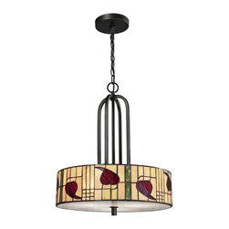 Dale Tiffany - New Dale Tiffany Hanging Light Fixture - Product Details