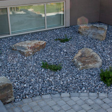 Traditional  by Salisbury Landscaping