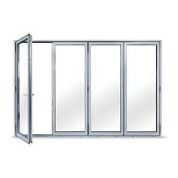 Aluminum Breeze Panel - A lightweight, flexible and corrosion-resistant industry leading folding wall system, the Zola Aluminum Breeze Panel offers some of the most expansive folding glass panels on the market, and unsurpassed thermal performance in this size class.