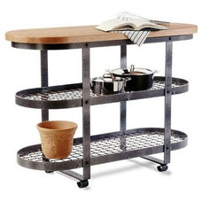 Contemporary Kitchen Islands And Kitchen Carts by FactoryDirect2you