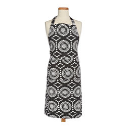 MUkitchen - Marrakesh Cotton Apron - MUkitchen's MUaprons have many great features that make it the easy choice among apron styles. Made from 100-percent prewashed cotton herringbone,and available in an array of stylish colors,these aprons are the ultimate in fashion.