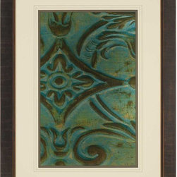 Paragon Decor - Metallic Remnants I Artwork - Exclusive Giclee on Metallic Paper