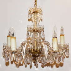 Traditional Chandeliers by Paris Couture Antiques