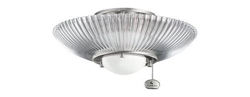 Kichler Lighting - Kichler Lighting Decor Ribbed Ceiling Fan Light Kit X-SSB211083 - Kichler Lighting Decor Ribbed Ceiling Fan Light Kit X-SSB211083