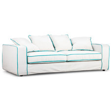 Beach Style Sofas by Zuo Modern Contemporary