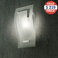 Contemporary Wall Sconces by Lights On