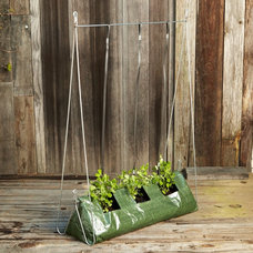 Contemporary Outdoor Planters by Williams-Sonoma