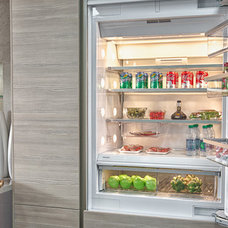 Contemporary Refrigerators And Freezers by MasterChef Appliance Center