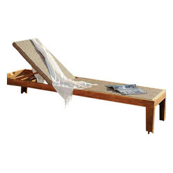 Panama Jack Leeward Islands Chaise Lounge