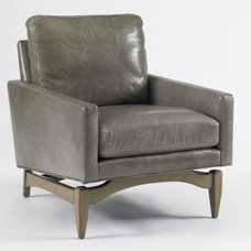 contemporary armchairs by DwellStudio