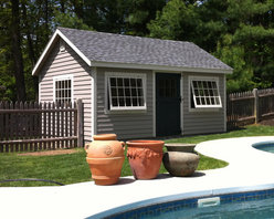 New Englander - New Englander w/ cedar clapboard and manual wood tilt windows. Parent Outdoor May 2012