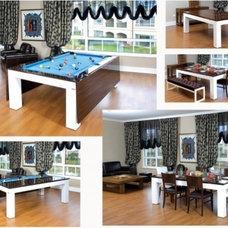 Contemporary Dining Tables by Koralturk Billiards & Furniture Ltd