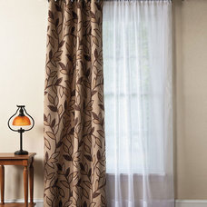 Contemporary Curtains by Plow & Hearth