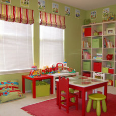 Traditional  Playroom