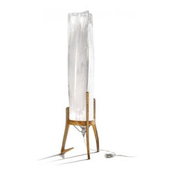 Slamp - Slamp Battista Floor Lamp - The Battista floor lamp from Slamp was designed by Nigel Coates in 2011.