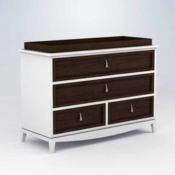 ducduc - Regency 4 Drawer Changer - Regency 4 Drawer Changer