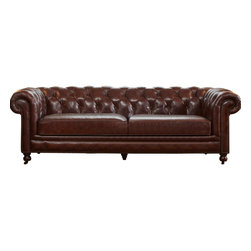 """Vintage Classics-Lazzaro - Vintage Furniture Classics - Leather 