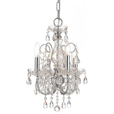 "modern chandeliers by Santa Monica Bay Lighting Since ""1976"""