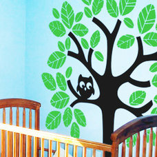 Contemporary Decals by Trading Phrases
