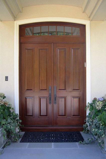 Traditional Front Doors by david phillips