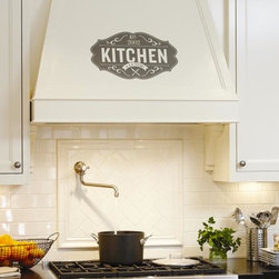 Kitchen - Transform your kitchen using Uppercase Living exclusive designs! To order: http://jeand.uppercaseliving.net/DesignItems.m?CategoryId=314&DesignId=5900&ItemId=&Keyword=kitchen&CurrentPage=4