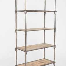 Industrial Bookcases by Urban Outfitters