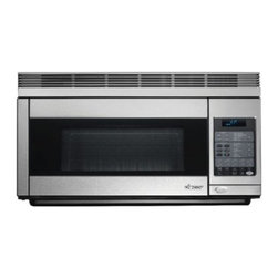 """Dacor - PCOR30S Discovery 30"""" 1.1 Cu. Ft. 850 Watt Over-the-Range Convection Microwave O - A hood a convection oven and a microwave come together in the ultimate kitchen design solution addressing both your ventilation and cooking needs With powerful 300 CFM ventilation it is the perfect complement to any Dacor 30 Range or Cooktop Roll ove..."""