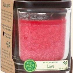 Aloha Bay Candle - Jar Love - 8 Oz - ALOHA JARS - PERFUME BLENDS WITH ESSENTIAL OILS