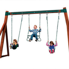 Traditional Kids Playsets And Swing Sets by Terra Kids Outdoor